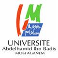 Université Abdelhamid Ibn Badis Mostaganem logo2