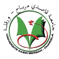 Université Kasdi Merbah Ouargla
